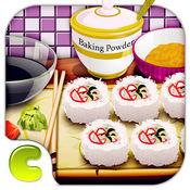 萌娃烹饪课:制作寿司