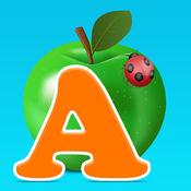 儿童学水果蔬菜