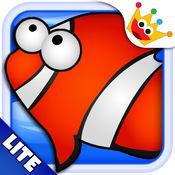 海洋 II - 记忆翻牌,贴纸,填色和音乐 - 游戏的孩子们 - Lite