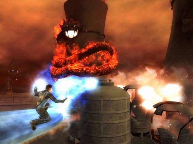 X战警3:官方游戏