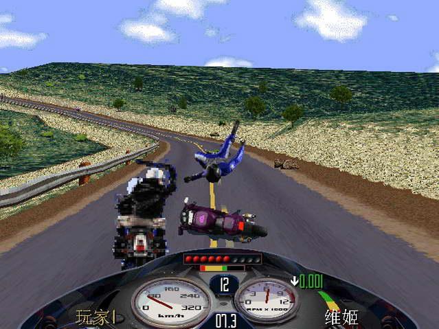 暴力摩托2004简体中文版