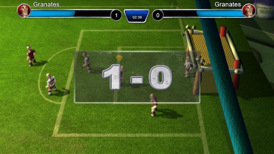 桌面足球:街头版