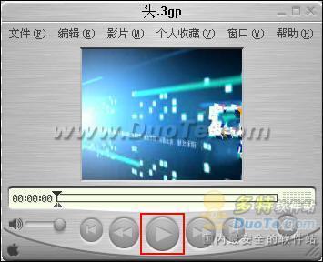 QuickTime巧妙处理影片