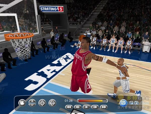 NBA王朝模式