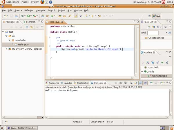 ubuntu安装Java开发环境