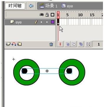 Flash教你制作可爱的小青蛙闹钟