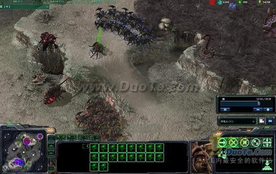 迅游加速器帮玩家激战星际2