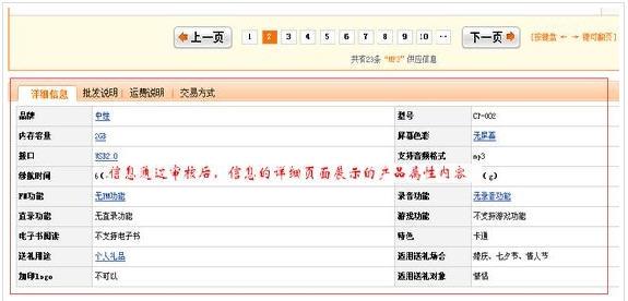 阿里旺旺如何发布高质量的产品信息?