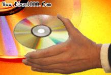 Visio 2003把文件复制到CD