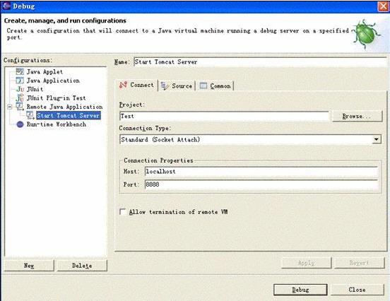 开发一个调试JSP的Eclipse插件