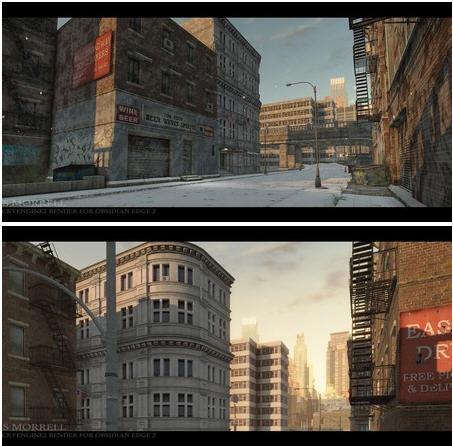 《孤岛危机》一个强悍的CRYSIS城市MOD