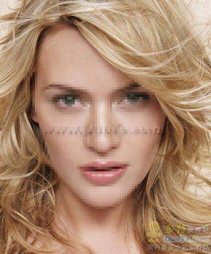 用Photoshop磨皮修饰美女皮肤