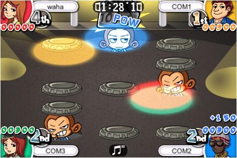 《猴子派对》游戏技巧攻略