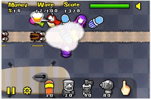 《虫虫保卫战》游戏攻略
