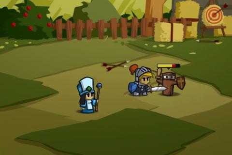 新手教程:《勇者之心》 游戏攻略