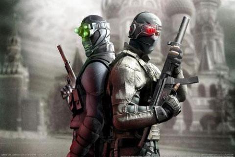 《细胞分裂5:断罪》游戏攻略