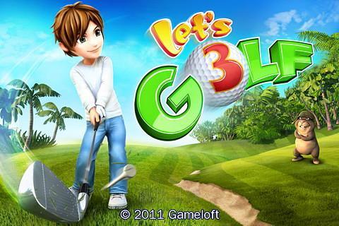 《一起高尔夫3》能量值小技巧