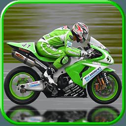 越野摩托车赛-心理挑�