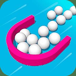 模拟球球收集大作战