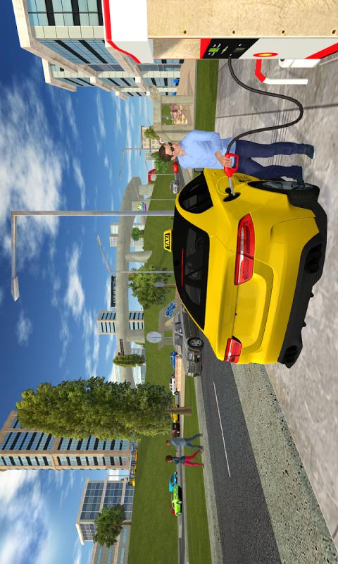 出租车接客2