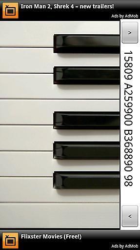 迷你钢琴软件截图4