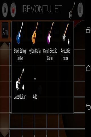 爵士吉他音效插件软件截图2