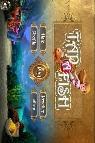 养鱼游戏 精简版软件截图1