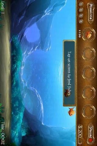 养鱼游戏 精简版软件截图4