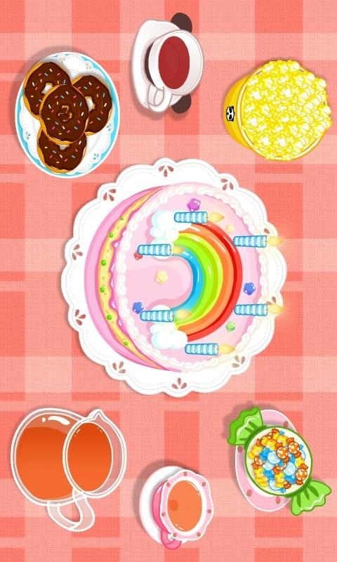 宝宝生日派对软件截图3