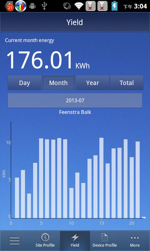 SolarMan监控软件截图2