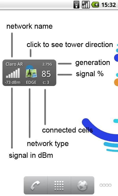 信号雷达软件截图4