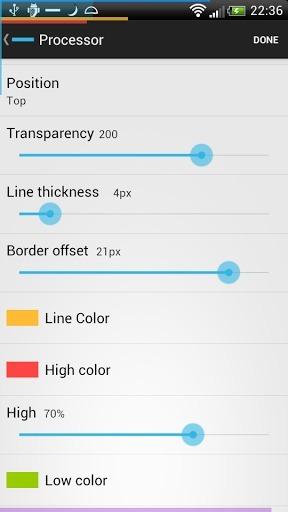 电量线条PowerLine软件截图3