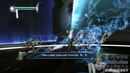 《星球大战:原力释放2》图文流程攻略