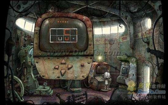 《机械迷城》中几个比较难的谜题