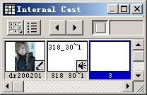 Director 8.5 简单基础实例教程(五)