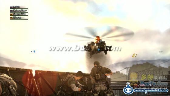 海豹突击队4