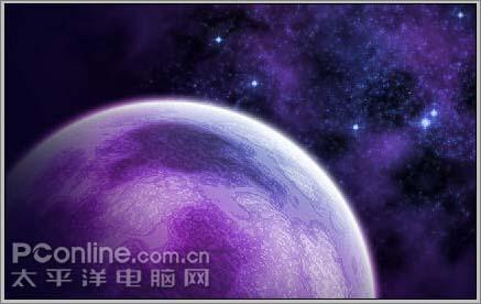 PS滤镜高级教程之打造绝美的宇宙奇观