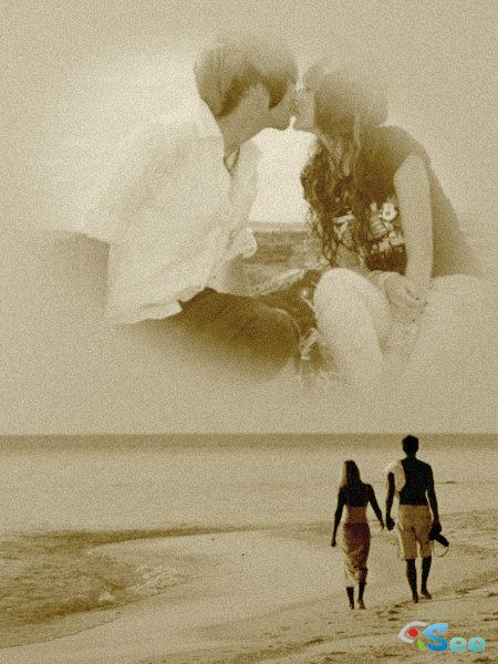 巧用iSee打造甜蜜爱情回忆效果