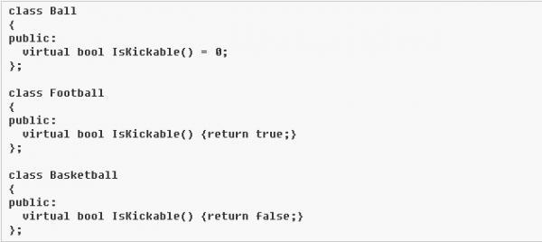 C++三则:如无必要,勿增虚函数
