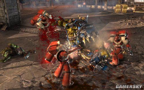 游民星空_《战锤40K:战争黎明2》游戏截图