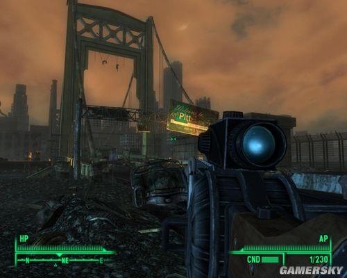 《辐射3》DLC-- The Pitt (匹兹堡)+核子可乐支线任务