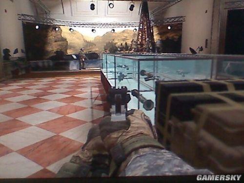 《使命召唤6》子弹穿透力与杀伤力测试