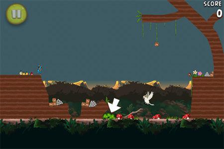 《愤怒的小鸟:里约大冒险》所有宝箱金香蕉图文攻略