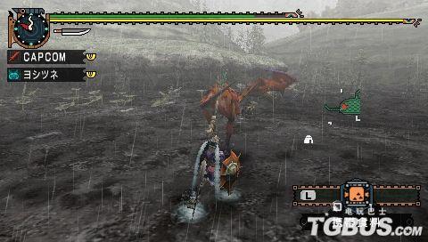 《怪物猎人2G》四色速龙王攻略篇