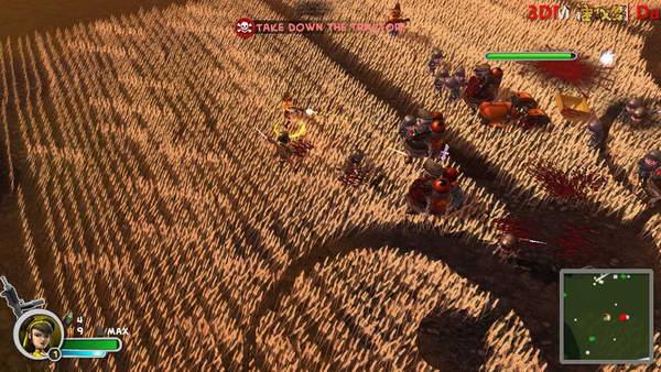 《英雄战队》详细图文流程攻略