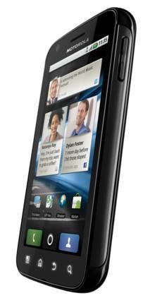 摩托罗拉ME860手机评测