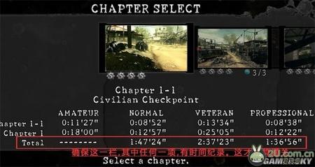 《生化危机5》PC版无限弹药秘籍