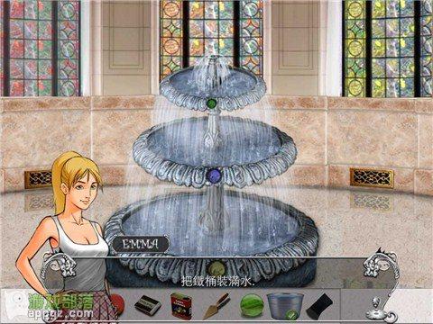 《安城密室2HD》第一章-Emma和奇怪的温室(iphone版)