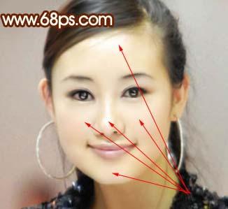 photoshop修图教程-模糊照片变清晰