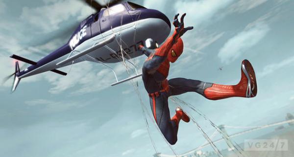 《神奇蜘蛛侠》配置要求 配置推荐